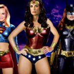 Figurines en PVC de super-héros et personnages TV