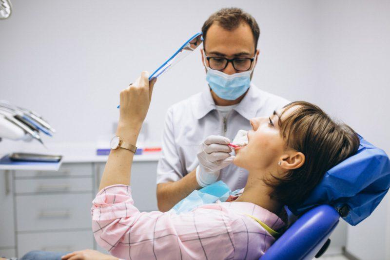 matériel pour dentiste